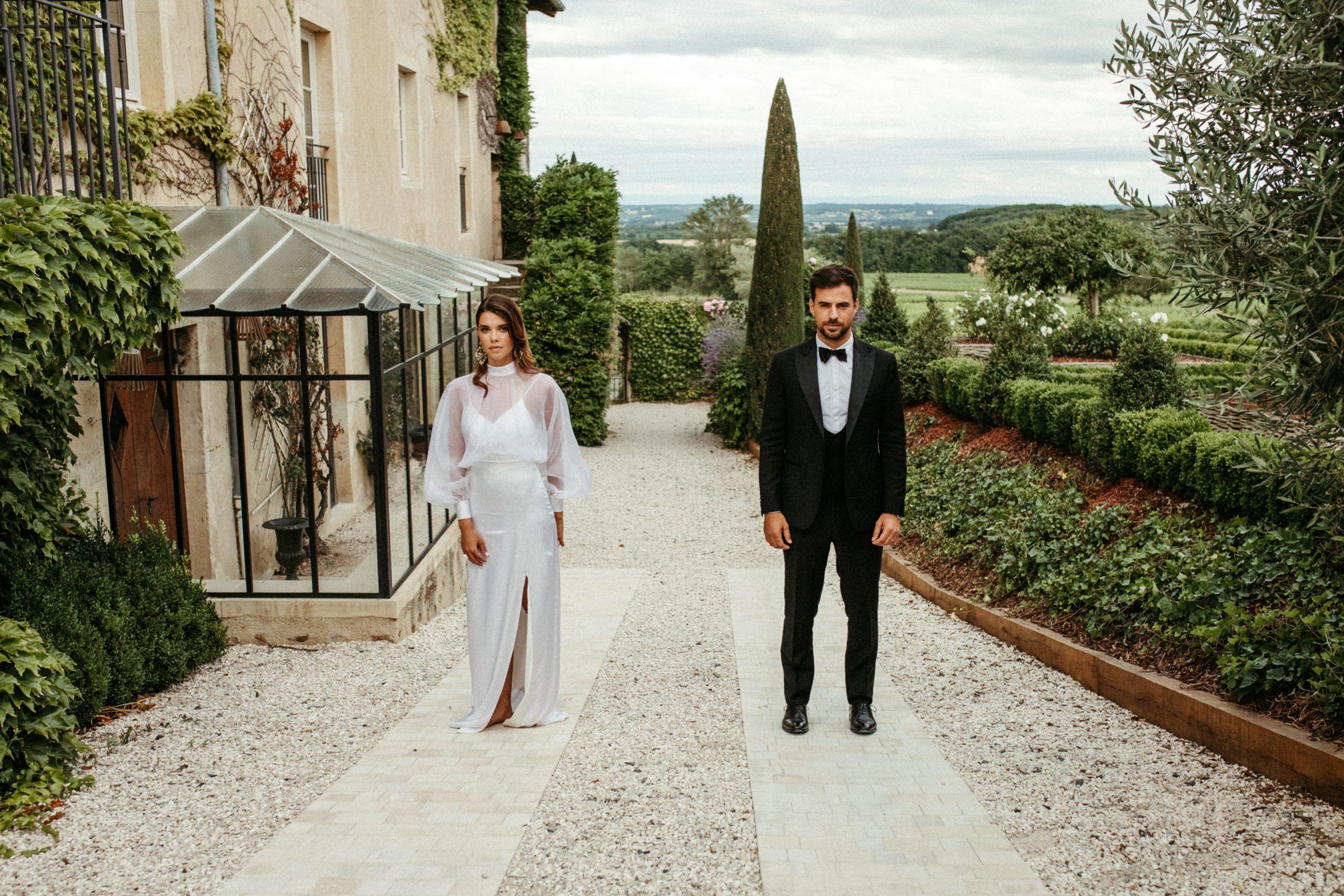 UTOPICLOVERS20200702 – EDITO Jérémie Sésanne Lajarveniere 8516 scaled - Un mariage élégant et végétal dans le Beaujolais
