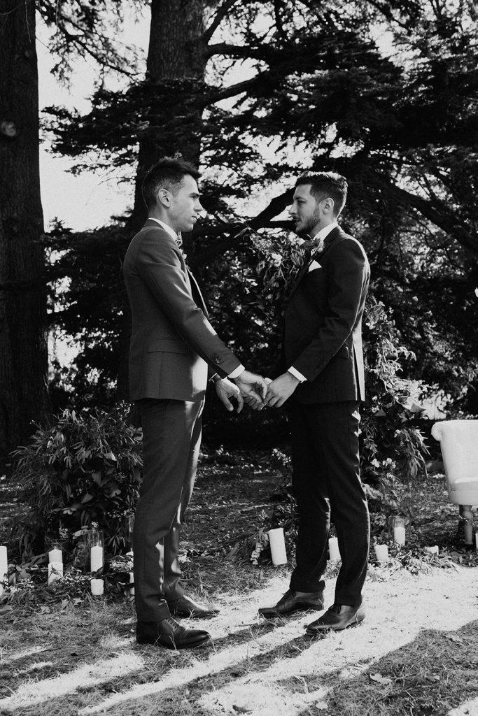 UTOPICLOVERS20200822 – MARIAGE JosGau 29895 2 1 683x1024 - Le mariage de Joseph et Gautier au château des Ravatys.
