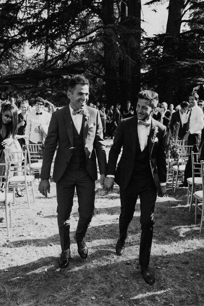 UTOPICLOVERS20200822 – MARIAGE JosGau 29938 1 683x1024 - Le mariage de Joseph et Gautier au château des Ravatys.