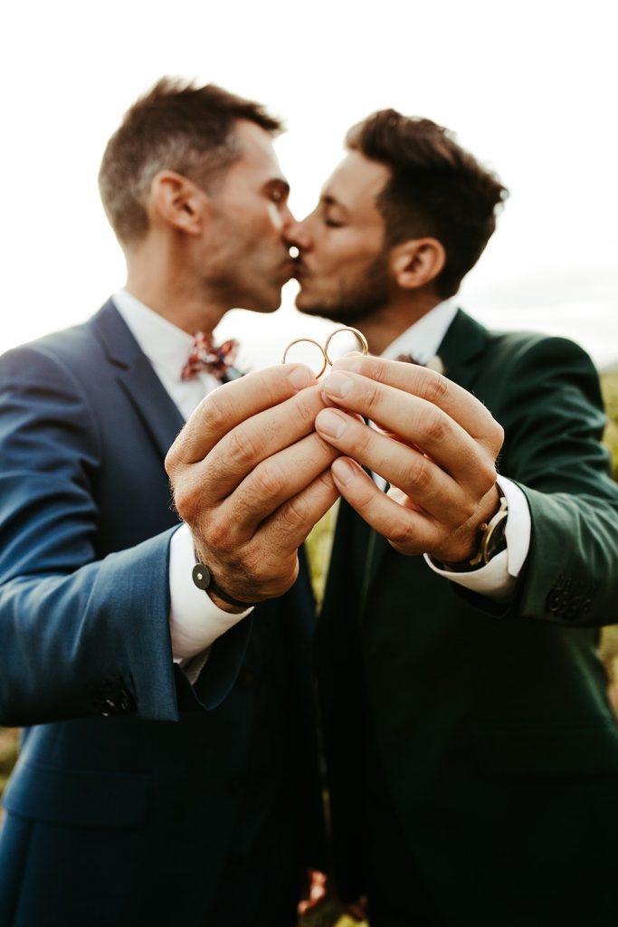 UTOPICLOVERS20200822 – MARIAGE JosGau 31072 1 683x1024 - Le mariage de Joseph et Gautier au château des Ravatys.